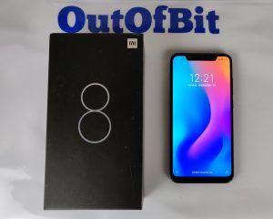 Recensione Xiaomi Mi 8 confezione