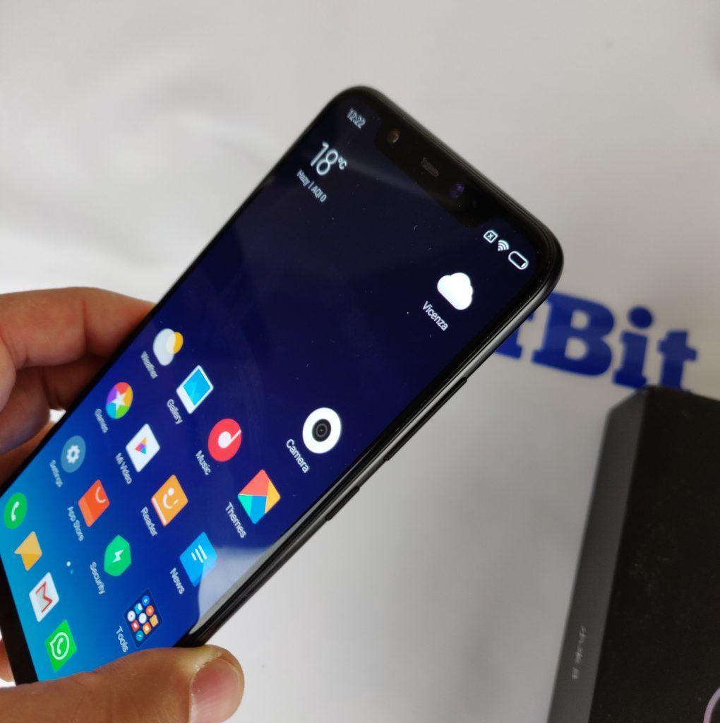 Recensione Xiaomi Mi 8 hardware