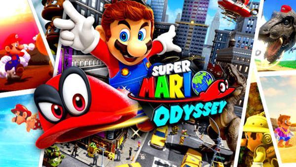 Migliori giochi esclusivi per Nintendo Switch: Super Mario Odyssey