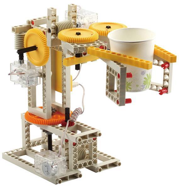Kit robotica per bambini: Thames & Cosmos Remote Control Machines