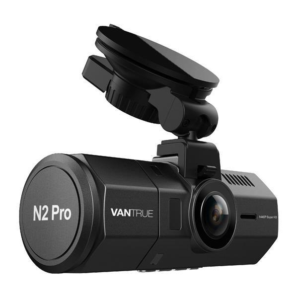 Migliori dash cam: Vantrue N2 Pro