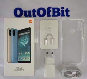 Xiaomi Mi A2 confezione