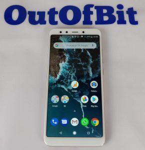 Xiaomi Mi A2 fronte