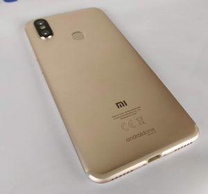 Xiaomi Mi A2 retro 2