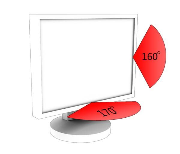 Acquisto monitor: L'angolo di visualizzazione