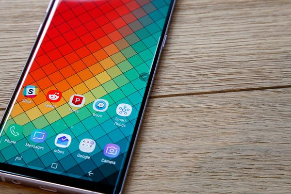 Funzioni nascoste Galaxy Note 9