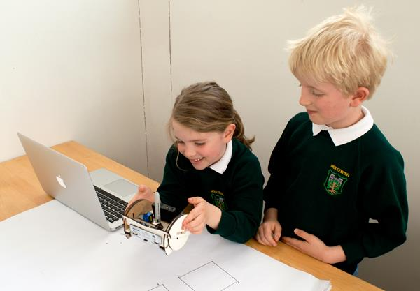 Kit robotica per bambini
