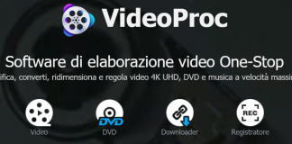 videoproc - software video editing