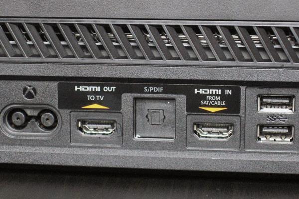 Connessione HDMI