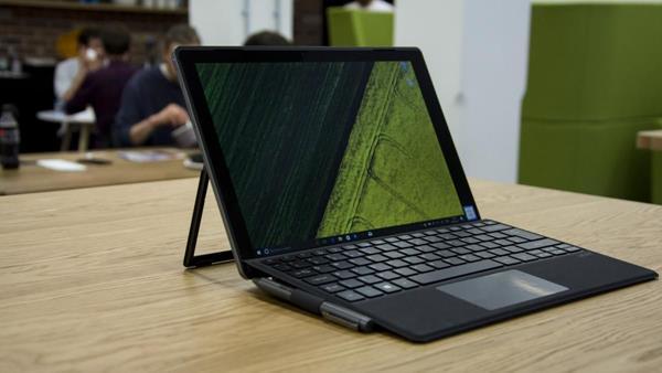 Migliori tablet per lavorare: Acer Switch 5