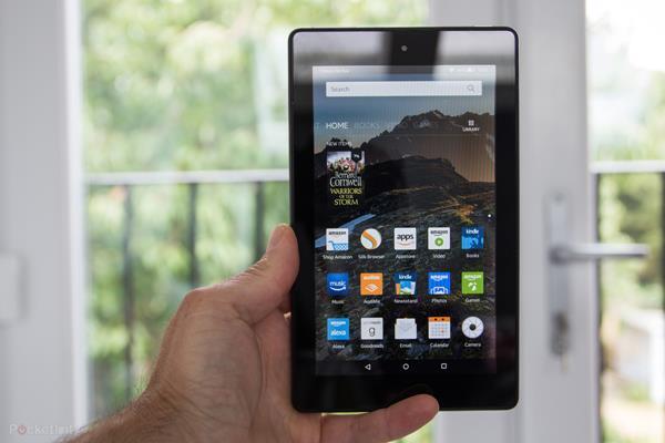 Migliori tablet da 7 pollici: Amazon Fire 7