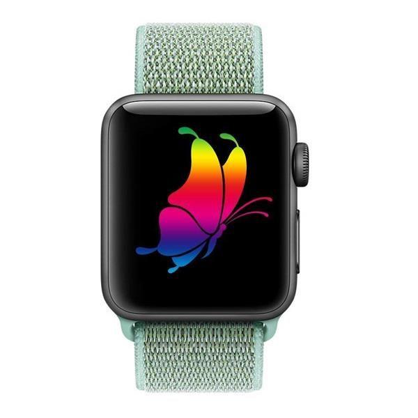 Migliori cinturini Apple watch 4: Cinturino Tervoka in Nylon morbido traspirante