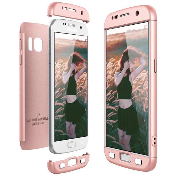 Migliori cover Samsung Galaxy S7: Custodia CE-Link con struttura 3 in 1