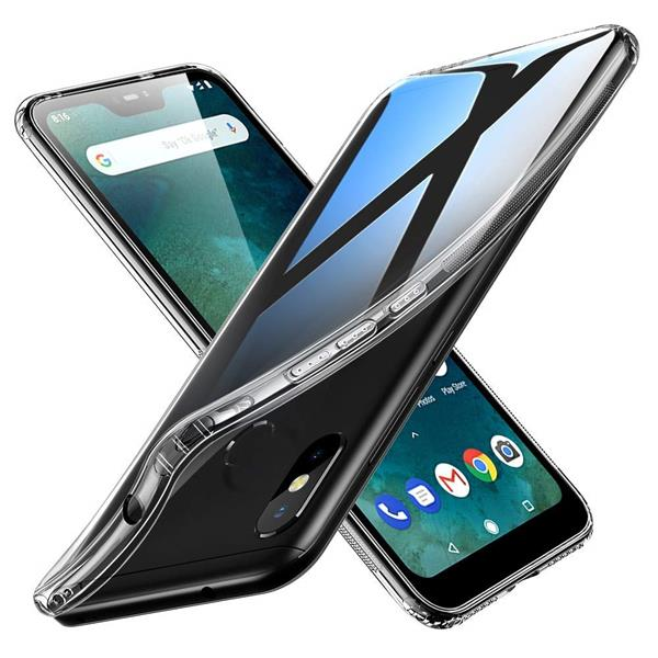 Migliori cover Xiaomi Mi A2 Lite: Custodia ESR in TPU trasparente