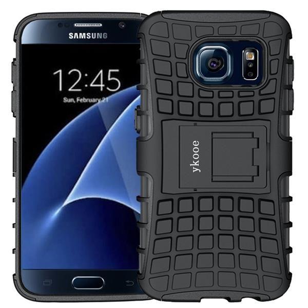 Migliori cover Samsung Galaxy S7: Custodia Ykooe in doppio strato
