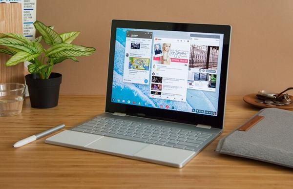 Migliori laptop per la programmazione: Google Pixelbook