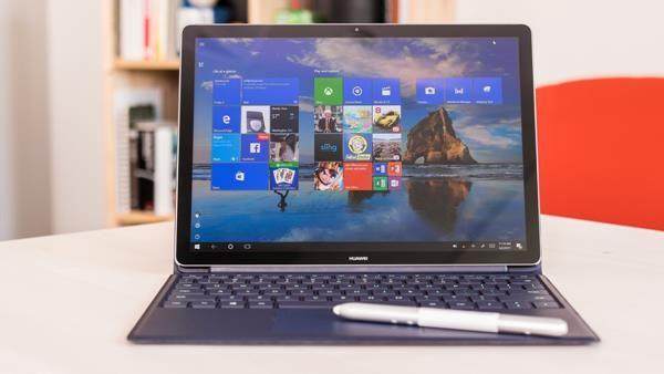 Migliori alternative Surface Pro: Huawei Matebook E