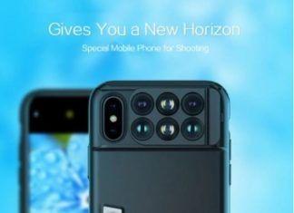 Offerte della settimana FunyRoot: Kit 6 in 1 lenti per iPhone X