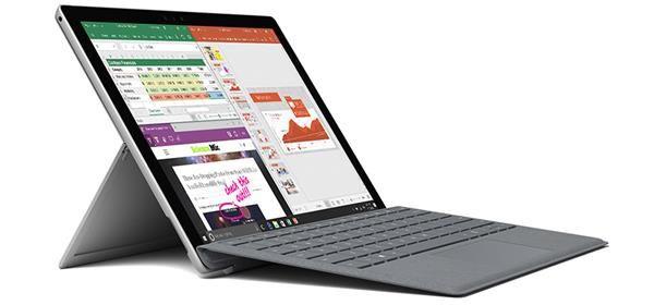 Migliori tablet per lavorare: Microsoft Surface Pro