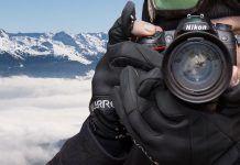 Migliori guanti per fotografi
