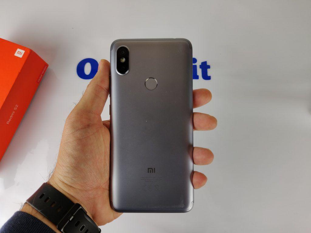 Recensione Xiaomi Redmi S2 retro