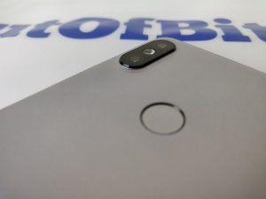 Recensione Xiaomi Redmi S2 sensore impronte e fotocamera