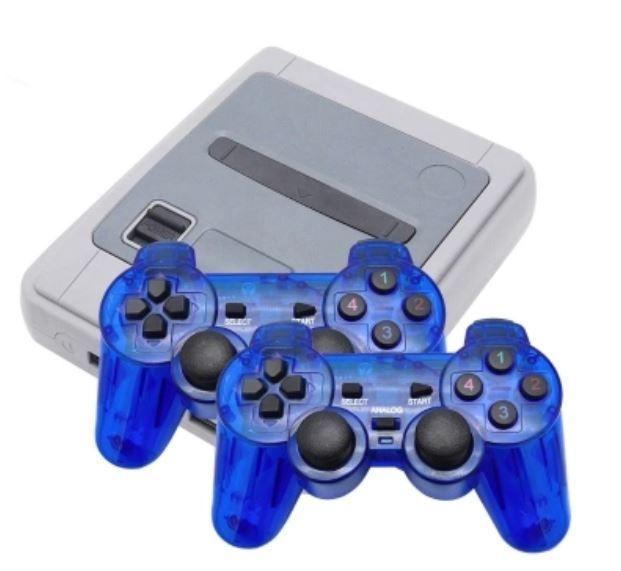 Retro console con 1000 giochi preinstallati