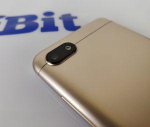 Xiaomi Redmi 6A foto e slot