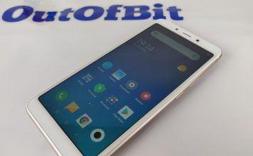 Xiaomi Redmi 6A lato