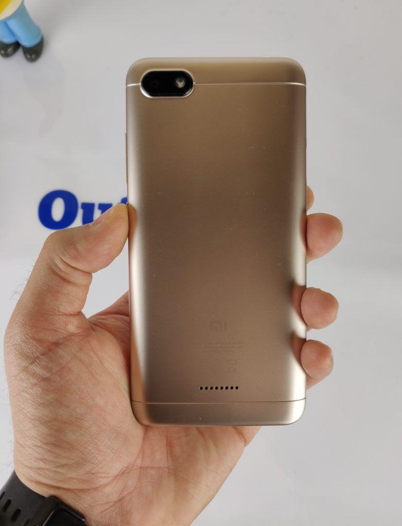 Xiaomi Redmi 6A retro