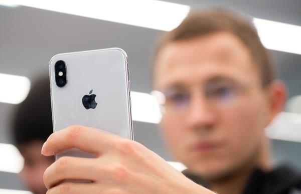Selfie su iPhone: funzione live