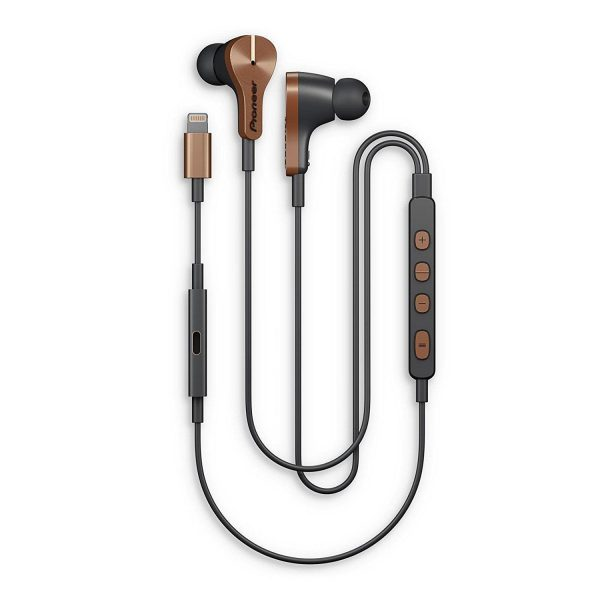 Pioneer Rayz Plus Lightning Noise-Canceling Earbuds