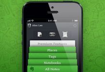5 alternative sorprendenti a Evernote