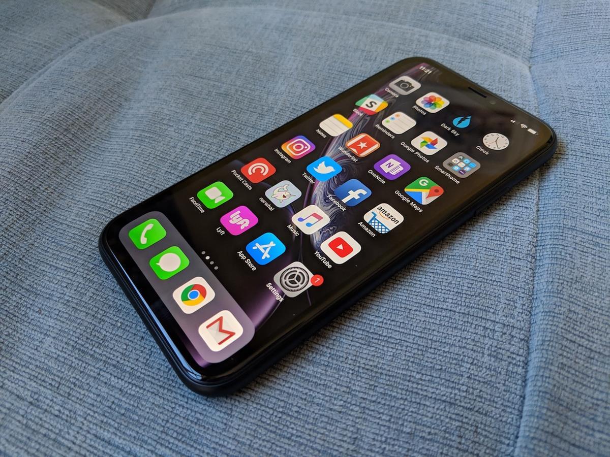Caseza Cover Iphone Xs Max Nero Similpelle A Libro Dublin Custodia