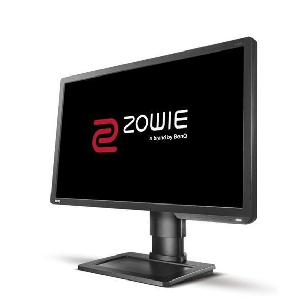 Migliori monitor gaming economici: BenQ XL2411P