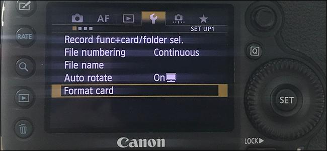Come formattare in modo sicuro le schede SD per la tua fotocamera