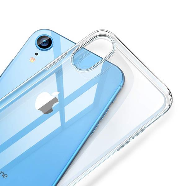 Migliori cover iPhone XR: Custodia ESR in gel trasparente