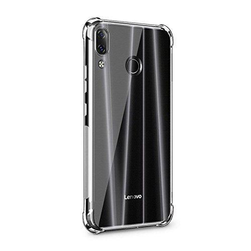 Migliori cover Lenovo Z5: Custodia Sleo in TPU trasparente