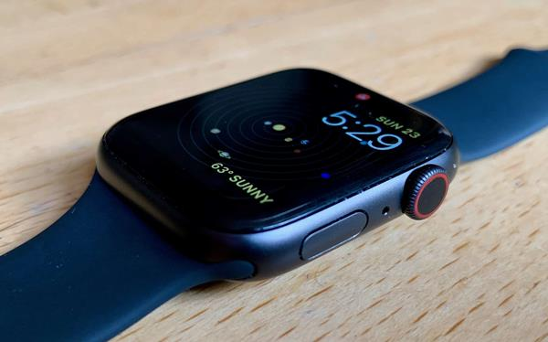 Recensione Apple Watch serie 4: Design