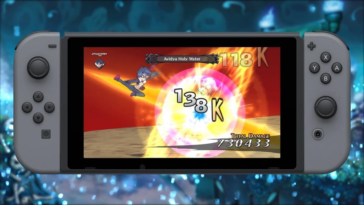 Migliori giochi retrò Nintendo Switch: Disgaea 5 Complete