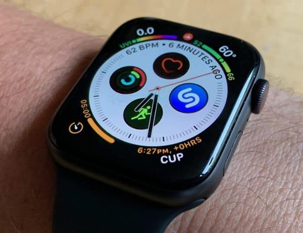 Recensione Apple Watch serie 4: Display