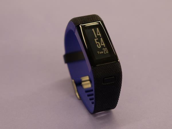 Migliori smartwatch top di gamma: Garmin Vivosmart HR+