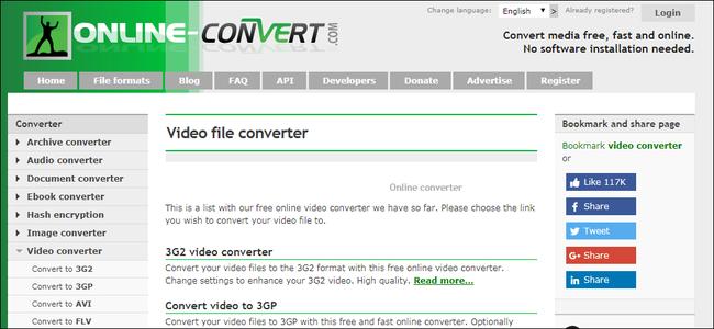 I migliori convertitori video gratuiti