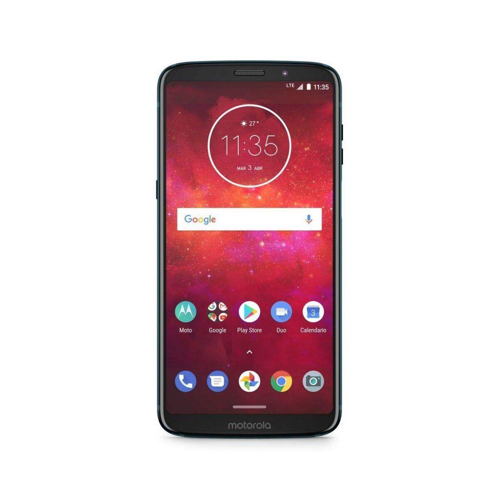 Motorola Moto Z3 Play è uno dei migliori smartphone della fascia media da regalare a Natale