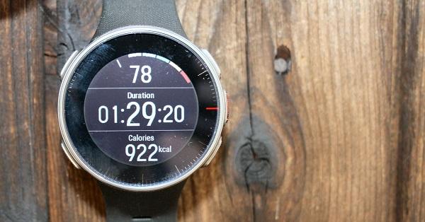 Migliori fitness tracker e smartwatch multisport: Polar Vantage V