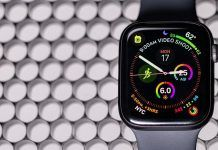 Recensione Apple Watch serie 4
