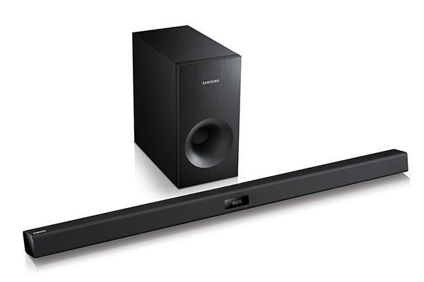 Migliori soundbar a meno di 300 euro: Samsung HW-J355 2.1