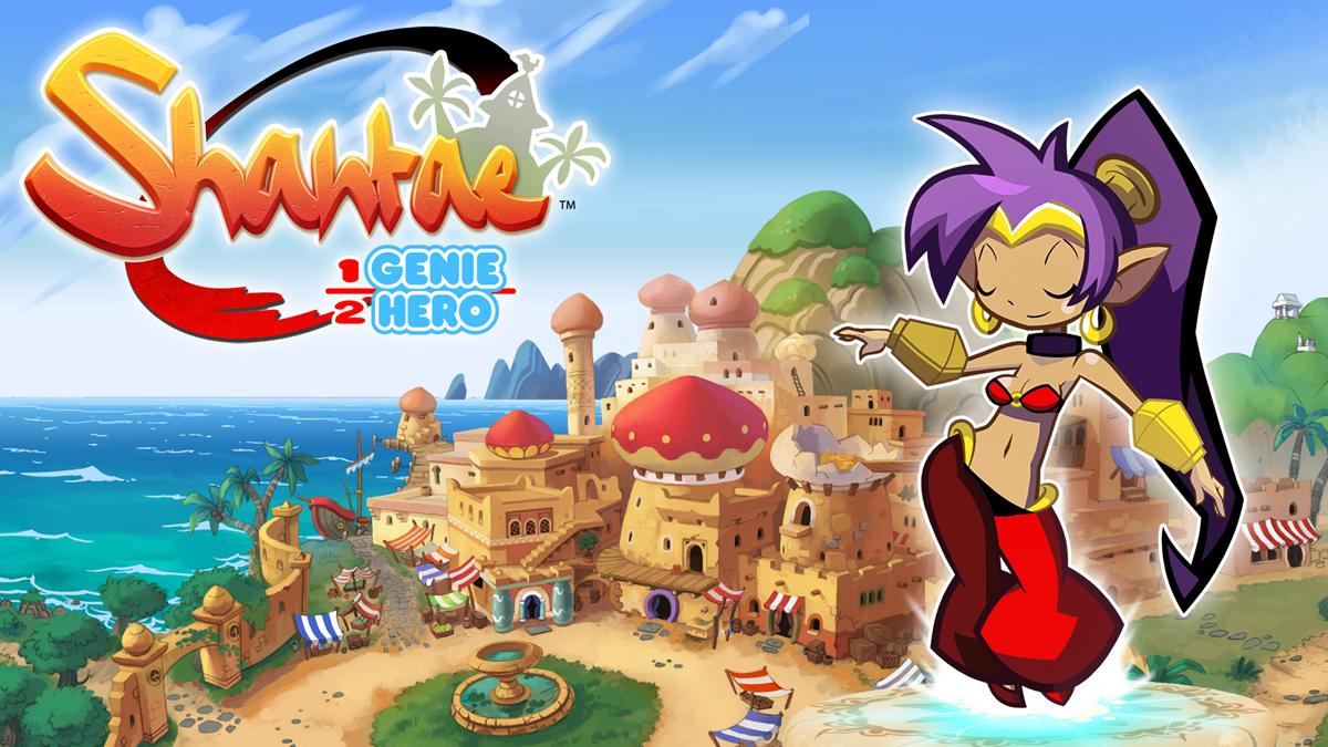Migliori giochi retrò Nintendo Switch: Shantae Half-Genie Hero