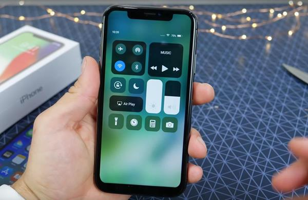 Recensione iPhone XR: Software