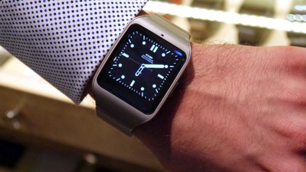 Migliori fitness tracker e smartwatch economici: Sony SmartWatch 3